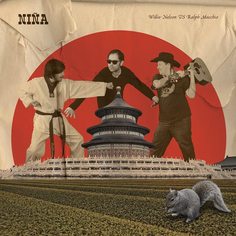 Willie Nelson VS Ralph Machio EP