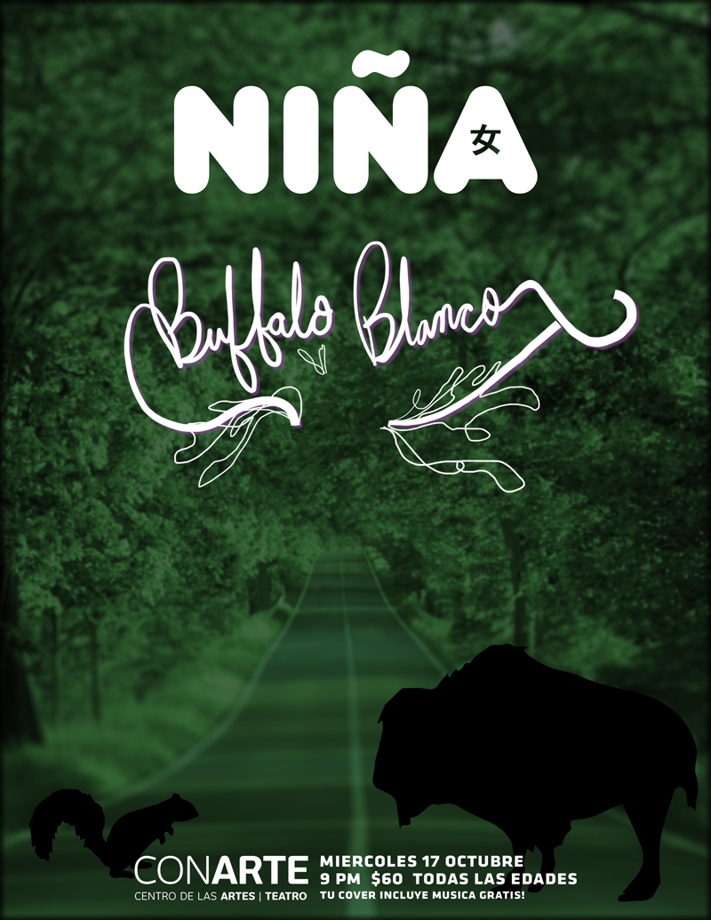 17OCT12_Nina_BuffaloBlanco