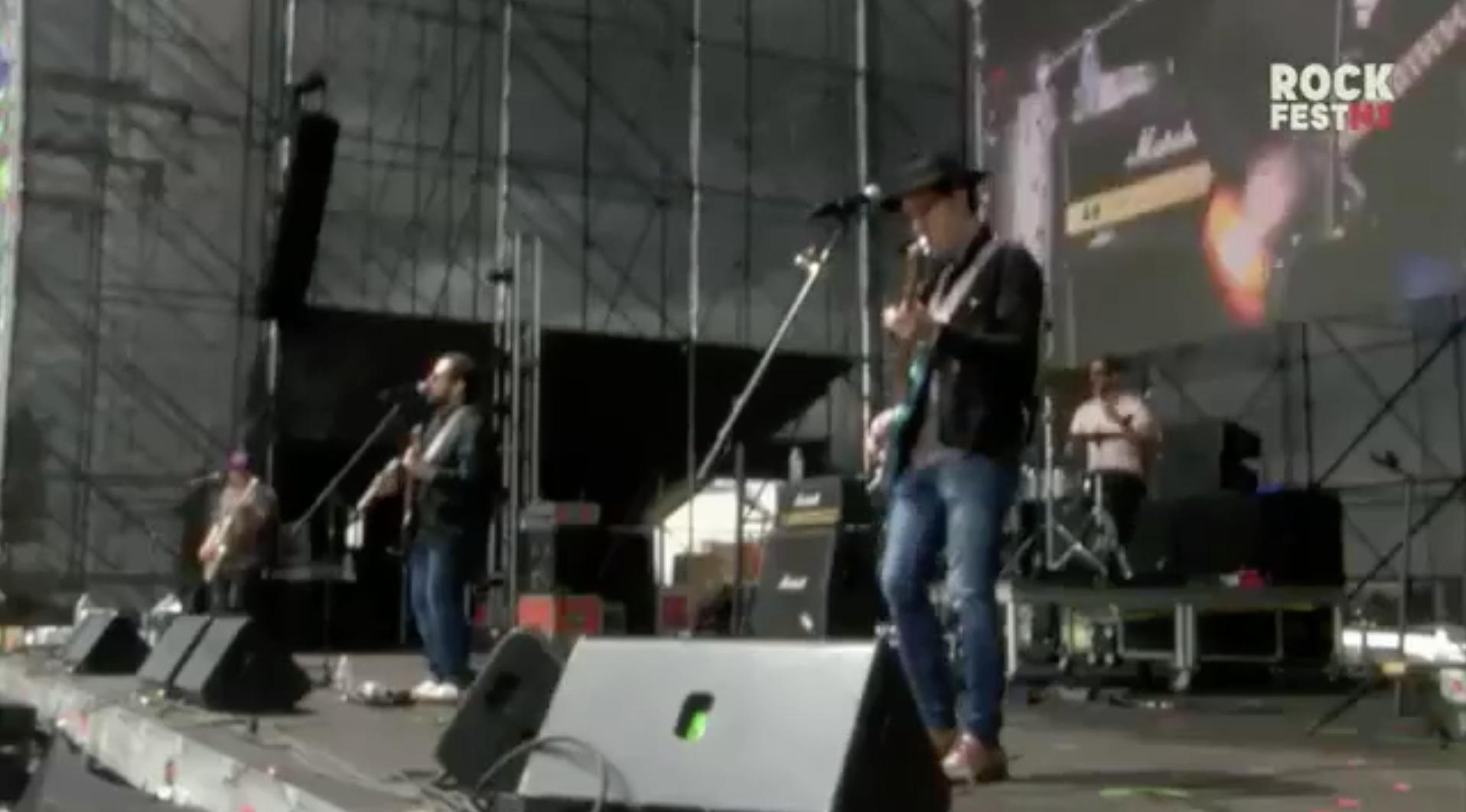 NIÑA en vivo Rock Fest 2017